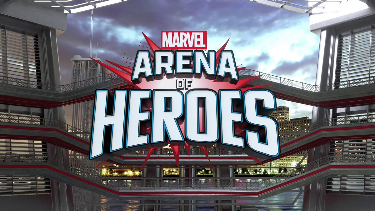 @Marvel's photo on #ArenaOfHeroes