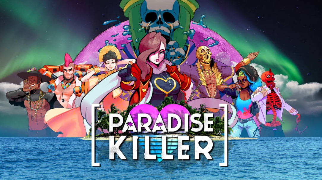 Paradise Killer (Switch) is $17.63 on the eShop 2