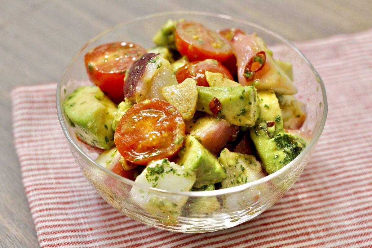 パスタソースはこんな使い方も出来る?!パスタソースを使った美味しいサラダの作り方!