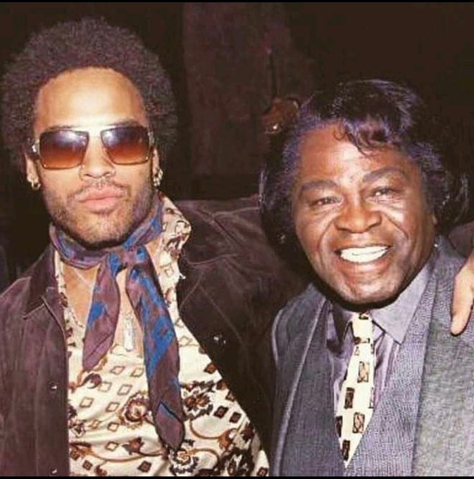 Happy Birthday, Mr. James Brown. Thank you again for blessing us with the funk and the one!