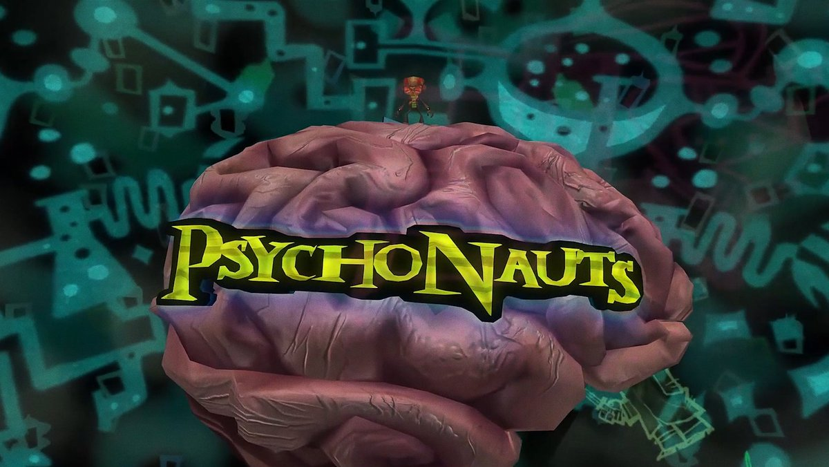 @XboxGamePass's photo on Psychonauts