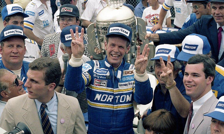 @IndyCar's photo on Bobby Unser