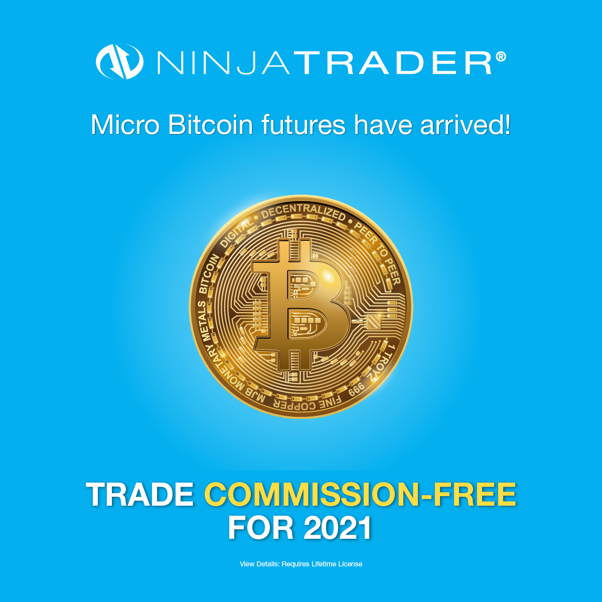 bitcoin futures ninjatrader