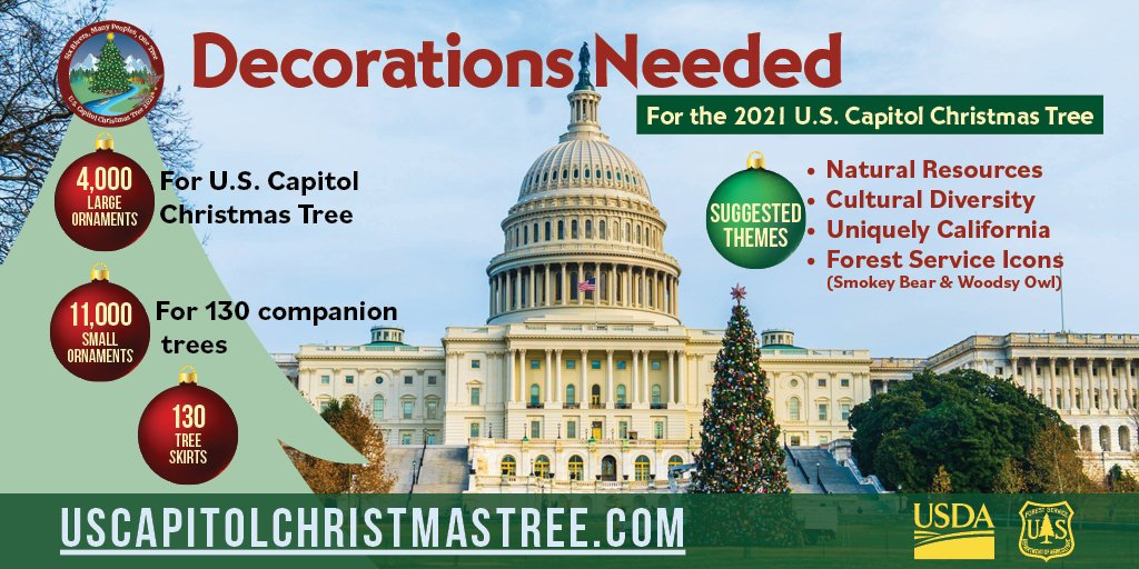 Capitol Christmas Tree Lighting Ceremony 2021 Us Capitol Tree Uscapitoltree Twitter