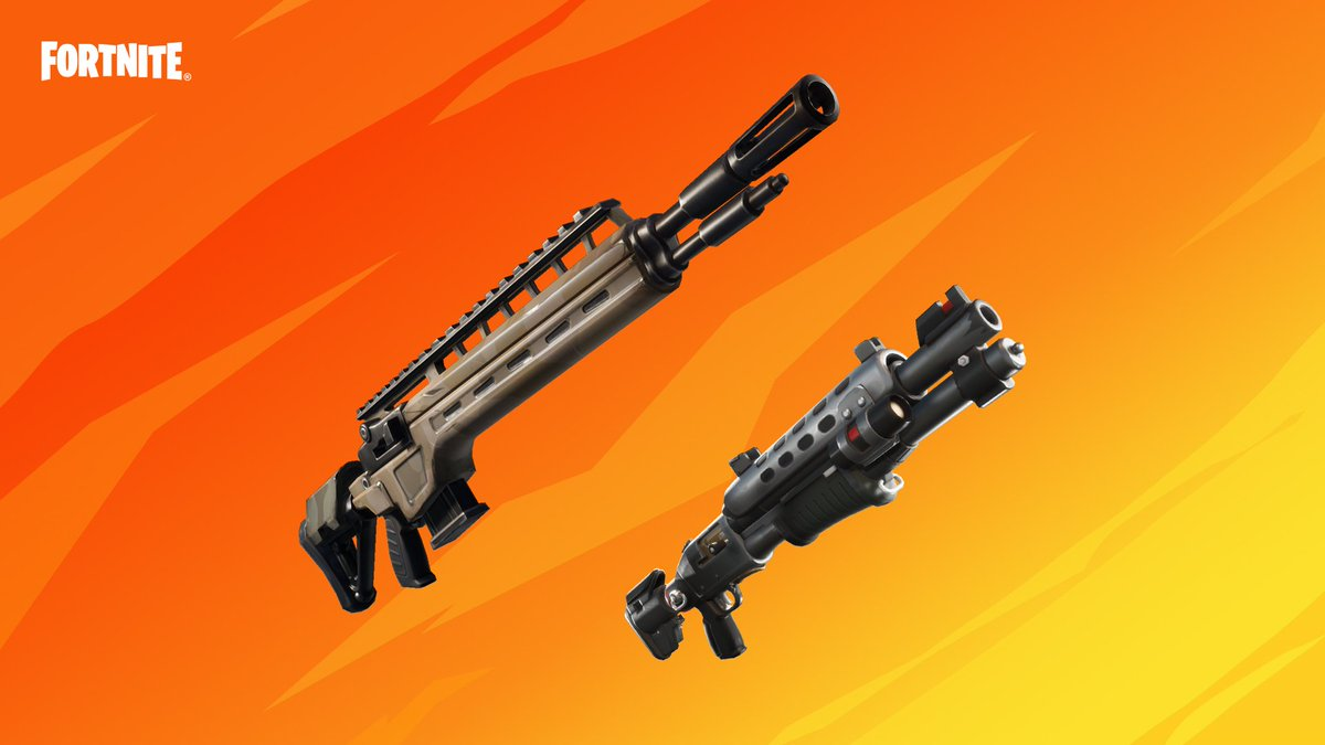 ✅ Two favorites return! Unvaulted the Tactical Shotgun and Infantry Rifle ✅ Doubling chance of Crafting Parts in floor loot (again!) ✅ Mech Parts dropped from cars increased 50% ✅ Improved loot chances for fish spots, Supply Drops, and Bunker Chests - favoring Classic weapons https://t.co/O2gnsHj4Yh