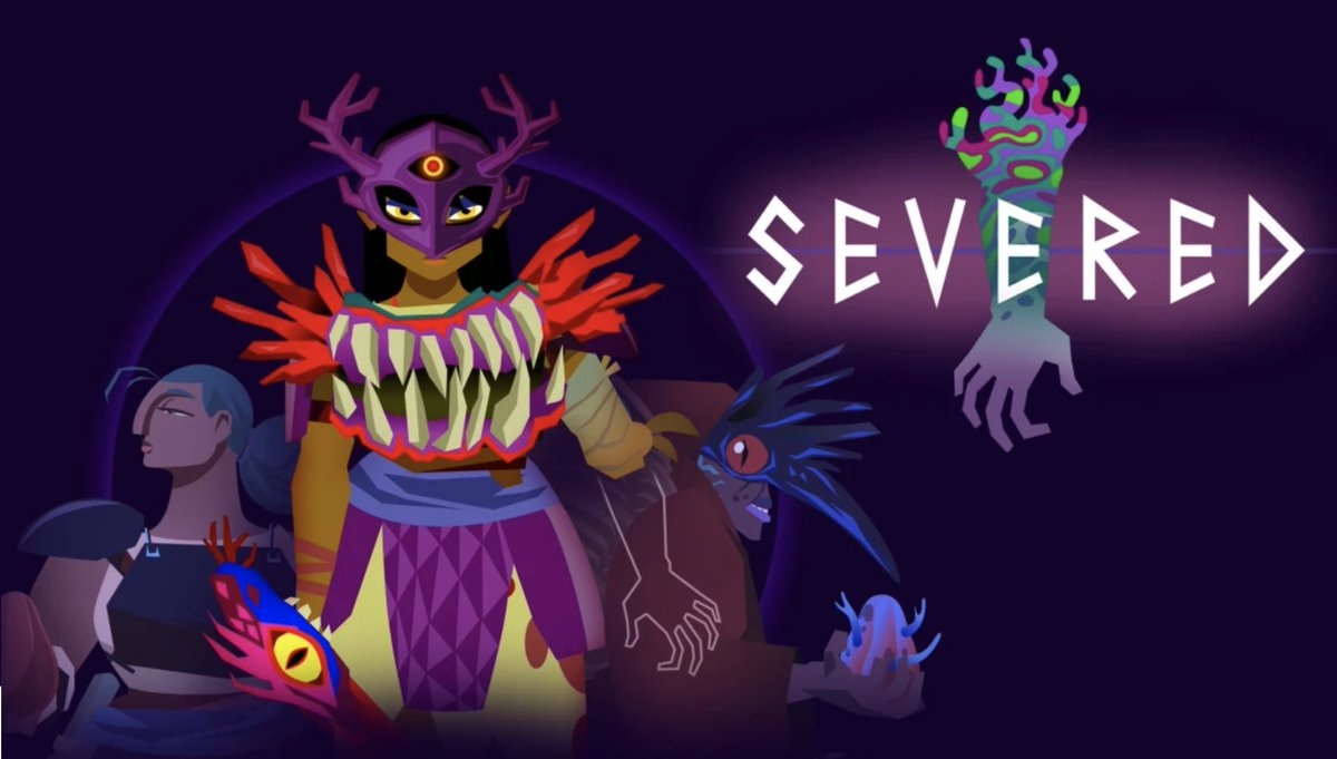 Severed is on sale for $5.99 in the Switch eShop. 2