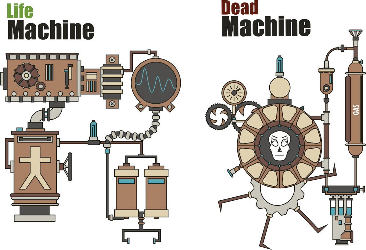 Hey guys, what do you think? x33  #steampunk #illustration