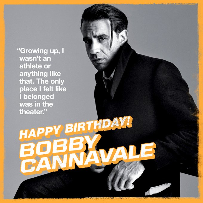 Wishing Bobby Cannavale a Happy Birthday!
