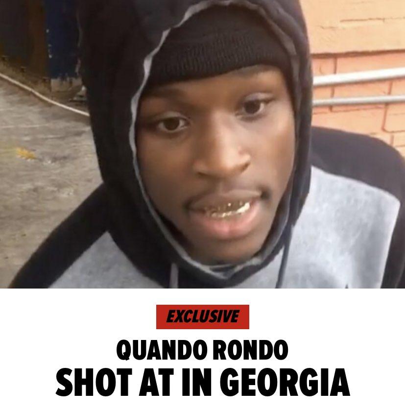 @DatPiff's photo on Quando Rondo
