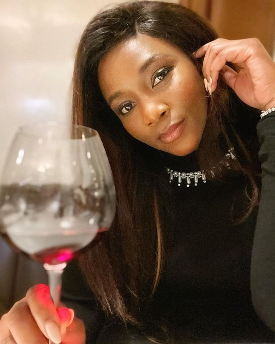 Happy 43rd Birthday to Nollywood Actress Genevieve Nnaji.