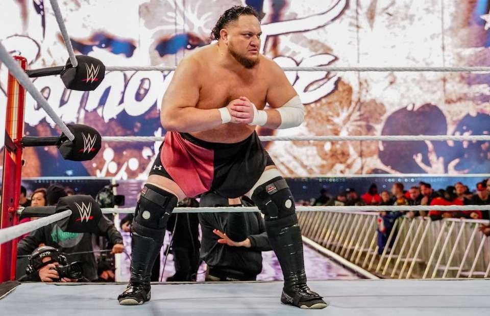 @adamgoldberg28's photo on Samoa Joe