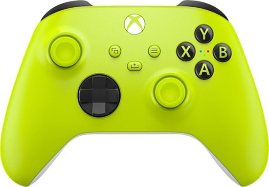 Controller for Xbox Series X Electric Volt $64.99 Link0  MS Link1