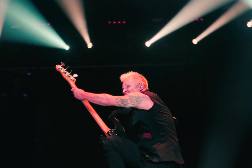 Happy Birthday to Green Day\s bassist, Mike Dirnt!!  Woot woot!