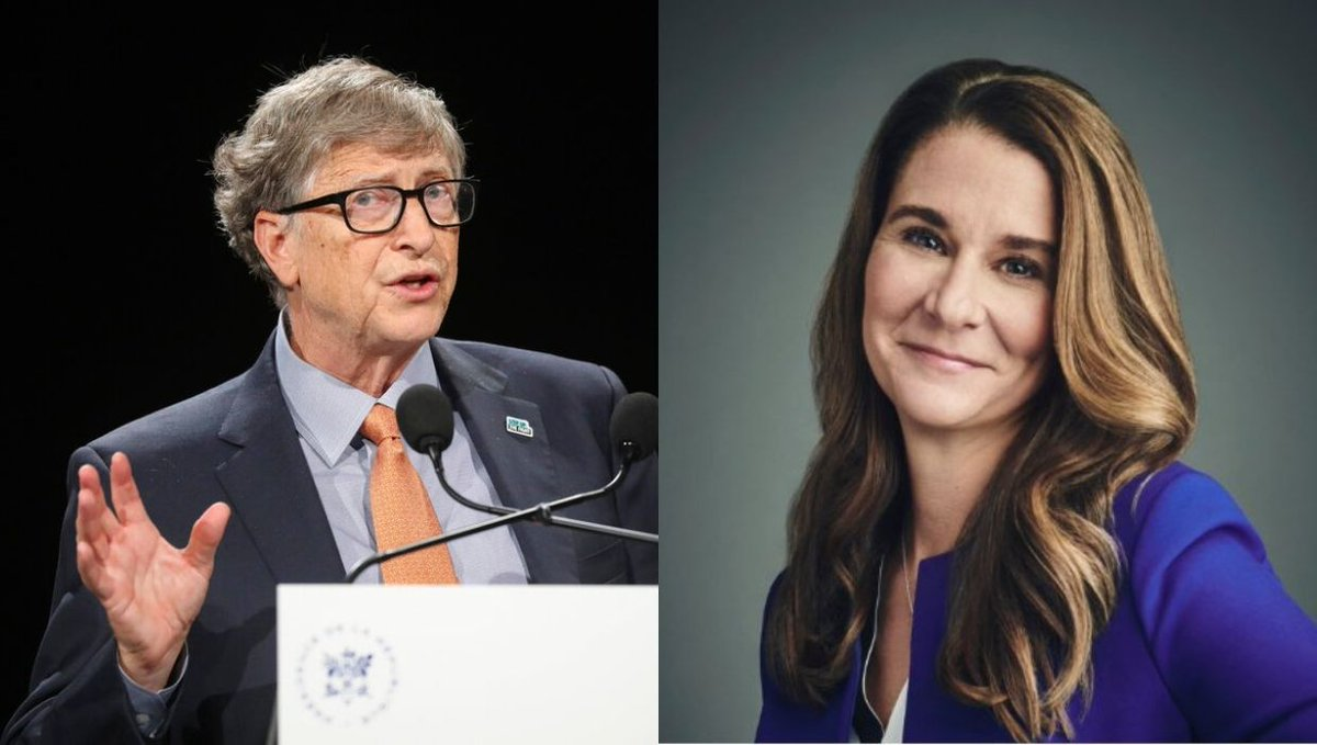 Bill and Melinda Gates ending marriage