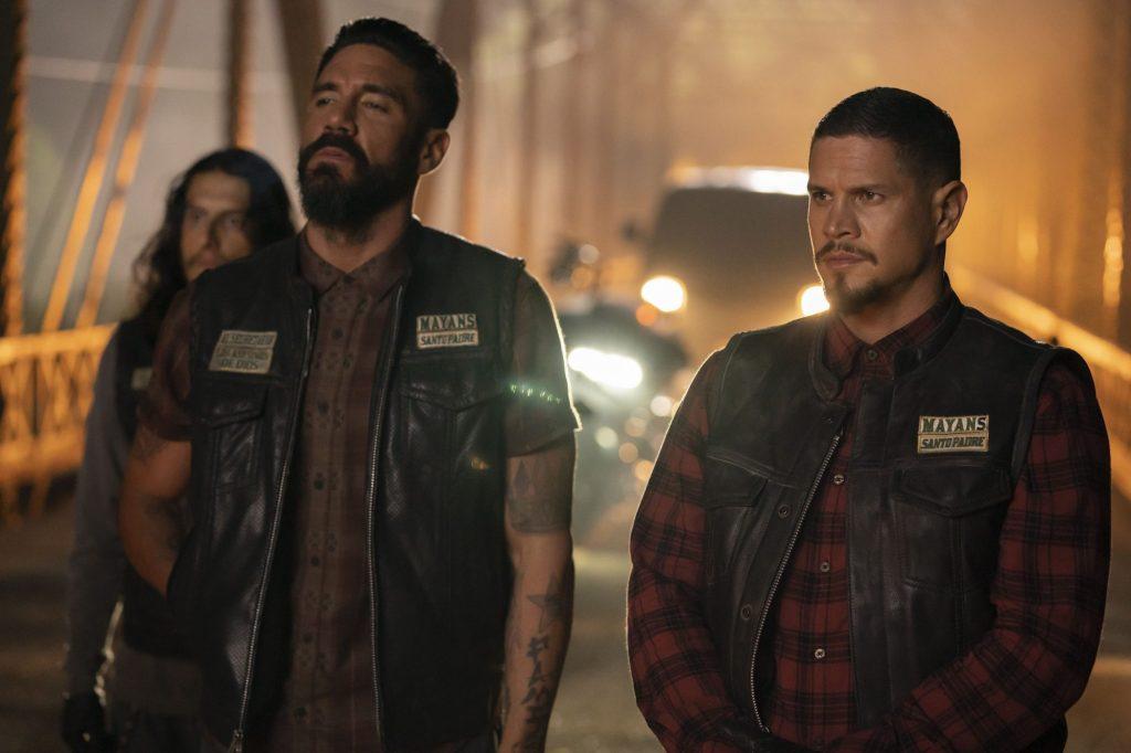 Replying to @Variety_TV: 'Mayans MC' Renewed for Season 4 at FX