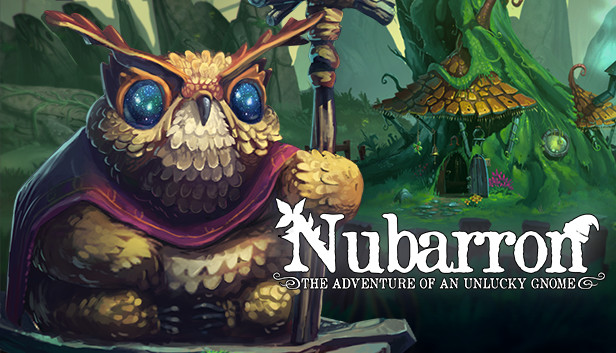 Nubarron: The adventure of an unlucky gnome is free on Steam