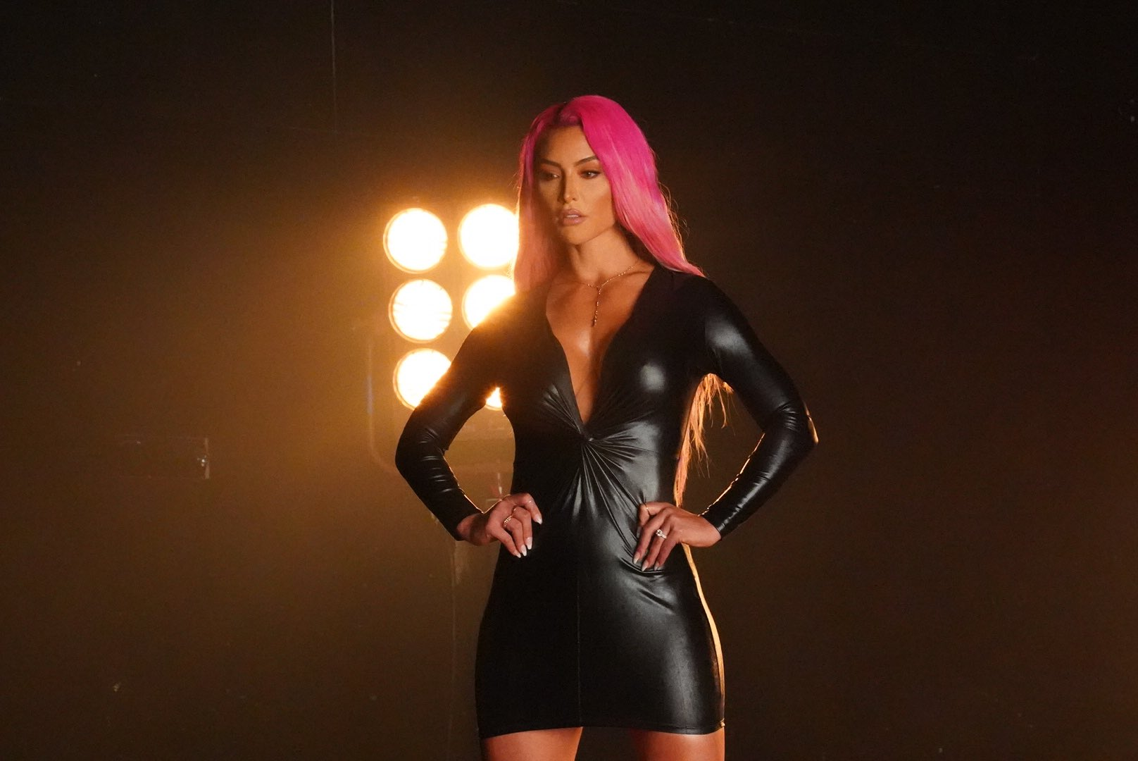 Eva Marie Announces Her Return On WWE Raw; Shares Stunning Photos 4
