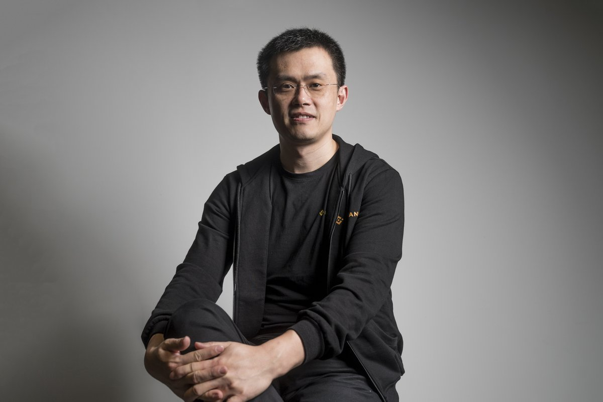 """@crypto: Cryptocurrencies like #Bitcoin and #Ether will co-exist """"for a while"""" with more-restrictive digital coins such as the one issued by China's central bank, says @cz_binance, CEO of @Binance  on @crypto:  $BTC $ETH $BNB"""
