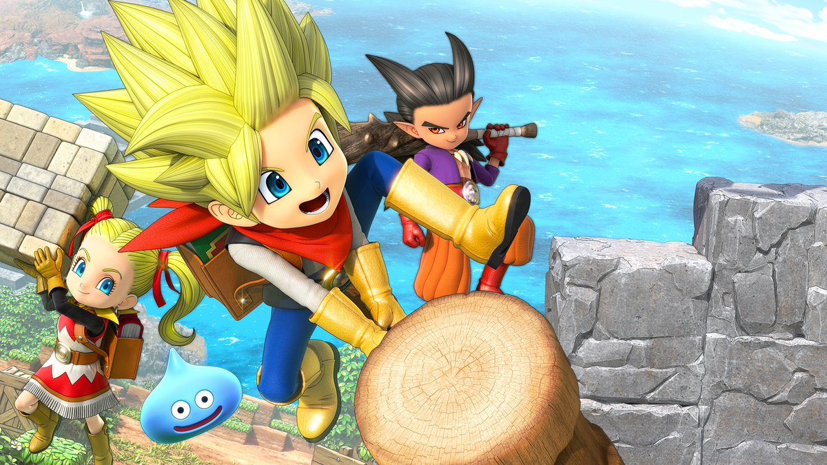 Dragon Quest Builders 2 is now available on Xbox Game Pass