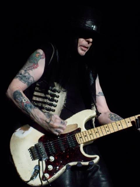 Happy Birthday Mick Mars               Theater of Pain