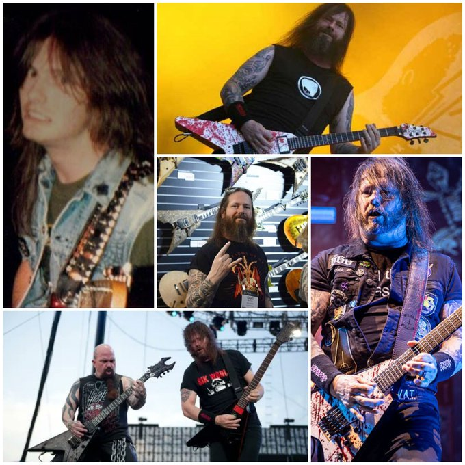 * 4.5.1964 Happy birthday Gary Holt