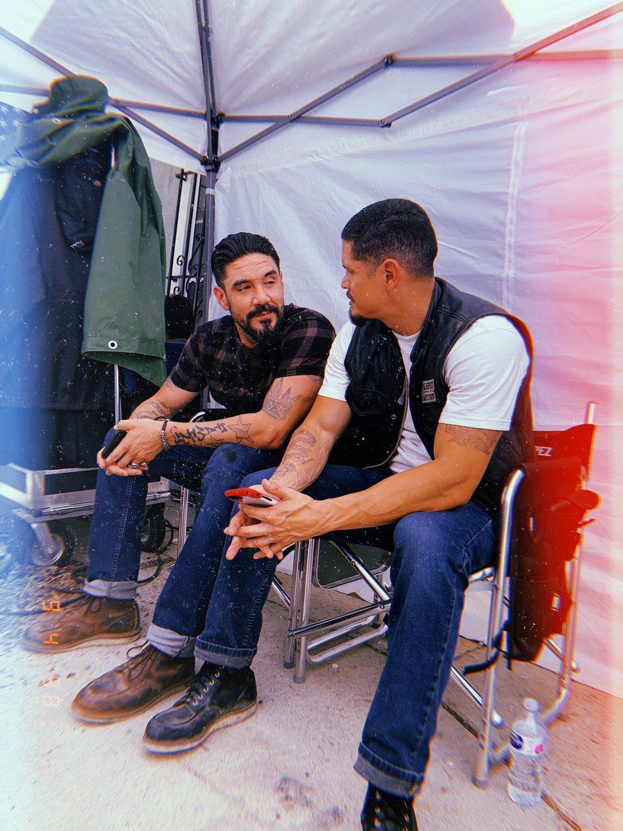 Talking about getting a season 4 and we're getting a season 4 thanks to YOU  our AMAZING fans!!!  @MayansFX #mayansfx