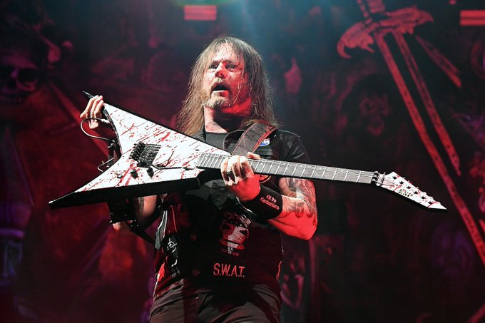 A very happy birthday to Gary Holt!