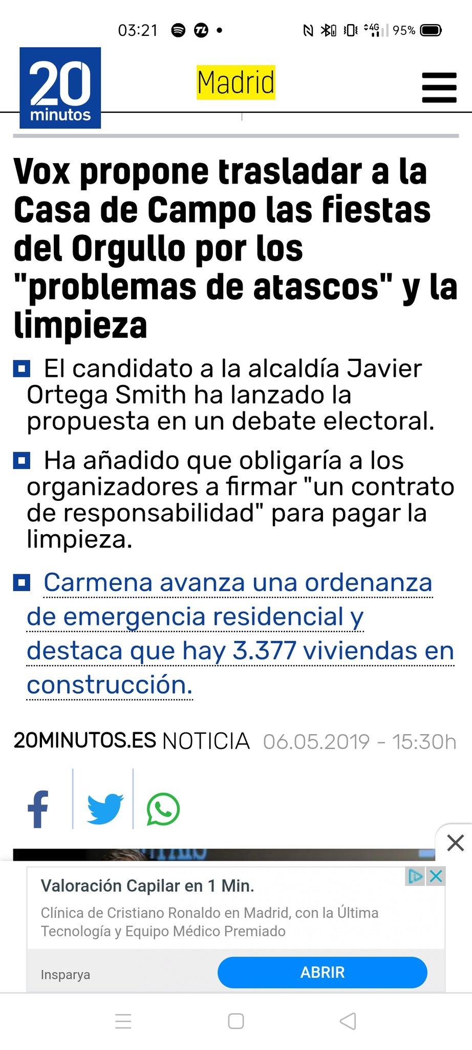 #Elecciones4M Photo,#Elecciones4M Twitter Trend : Most Popular Tweets