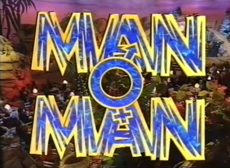#OnThisDay in 1996 : 25 years ago today, the first edition of Man O Man was broadcast on ITV. There was 22 editions in all.  #90s https://t.co/6gyHKM6nYv