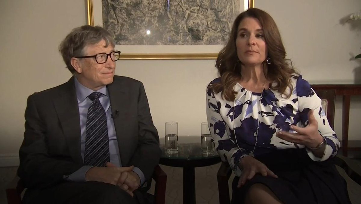 VIDEO Bill and Melinda Gates announce they are ending their marriage