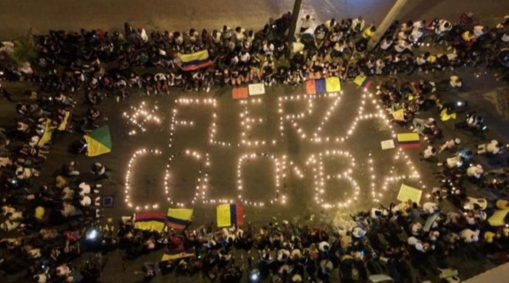 #FuerzaCOLOMBIA Foto,#FuerzaCOLOMBIA está en tendencia en Twitter - Los tweets más populares