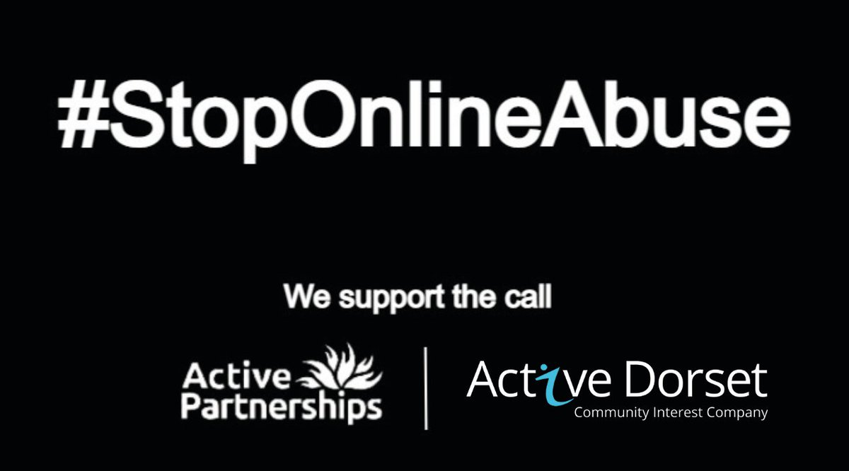 We went quiet over the long weekend in support of English Football's boycott calling for social media firms to help #StopOnlineAbuse  To find out how you can act to end discrimination across football and other sports https://t.co/PncFIvvIPX & https://t.co/x9wxUR8rpl