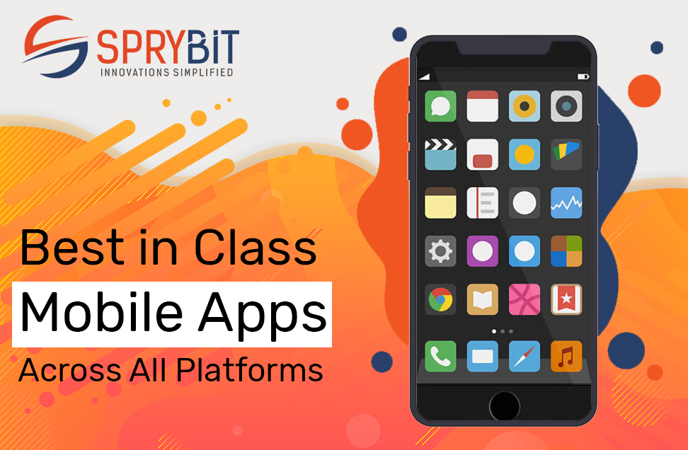 Do you want to tap the expansive mobile audience by developing a mobile application? At #SpryBit, we create best-in-class mobile experiences & strive to mobilize your business with innovative mobile app development.Visit - #AppDevelopment #iOS #Android