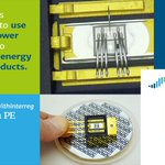 Image for the Tweet beginning: Advanced power #electronics allow for