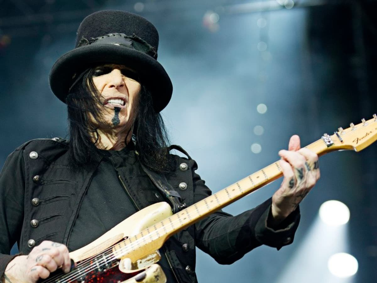 Happy Birthday Mick Mars God bless you