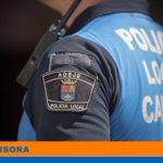 Image for the Tweet beginning: La Policía Local de Adeje