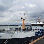 Image for the Tweet beginning: El buque espadero SOCYO operará