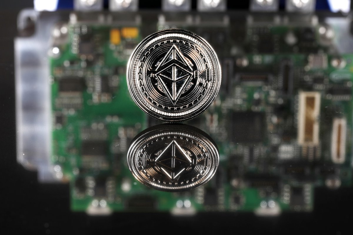@crypto: Crypto enthusiasts raise price targets for Ether after the second-largest token's record-breaking run  on @crypto:  $ETH