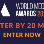 Image for the Tweet beginning: The World Media Awards is