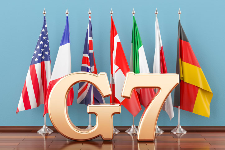 Rising threats and Russia on the agenda as G-7 foreign ministers meet in London Photo