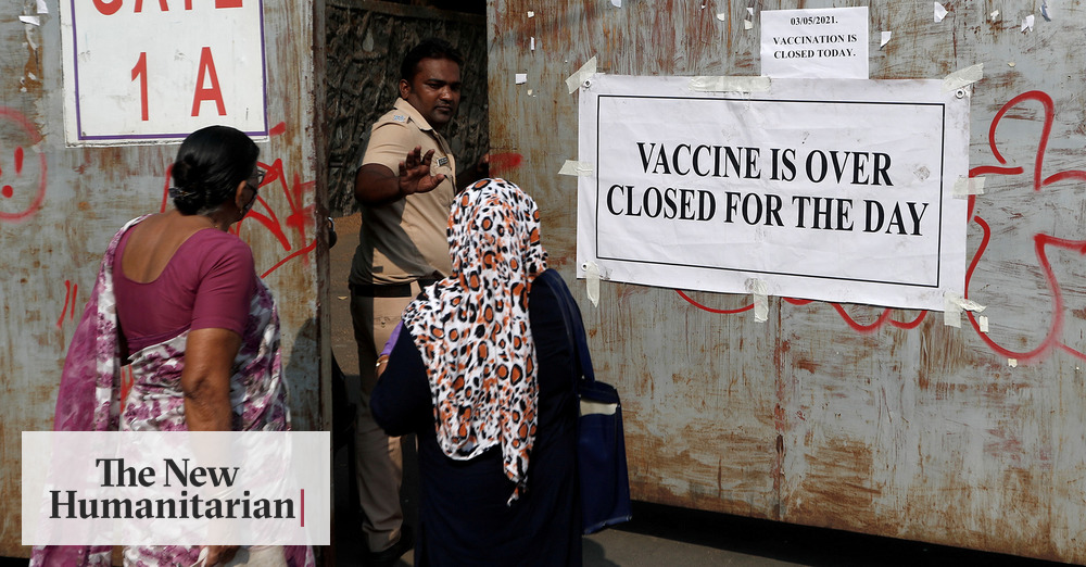 India and COVID-19 vaccines: A national crisis with global ripples Photo