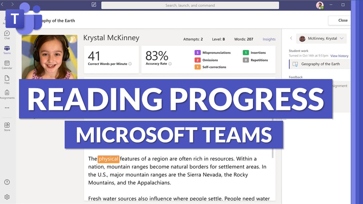 This will blow your mind! Thank you @MicrosoftEDU