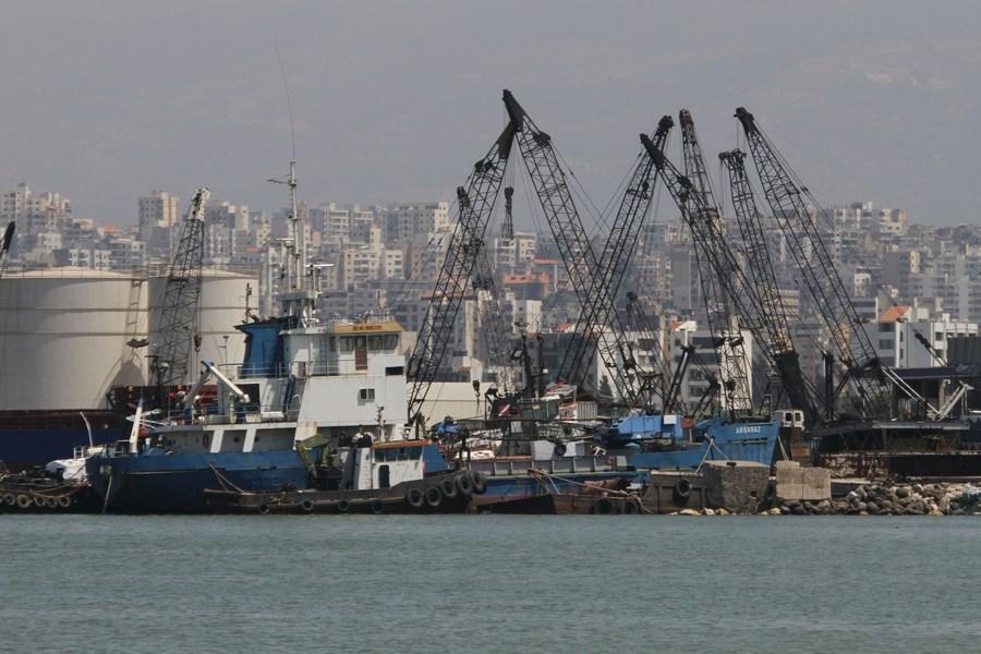 Lebanon and Israel resume indirect talks on maritime border Photo