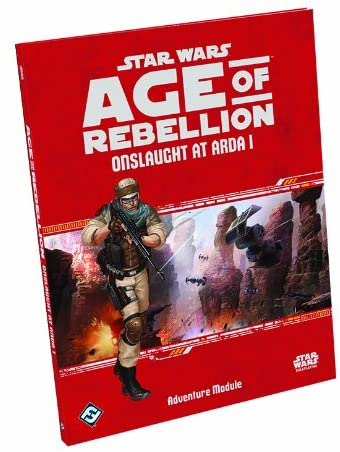 Star Wars: Age of Rebellion - Onslaught at Arda I  18% off