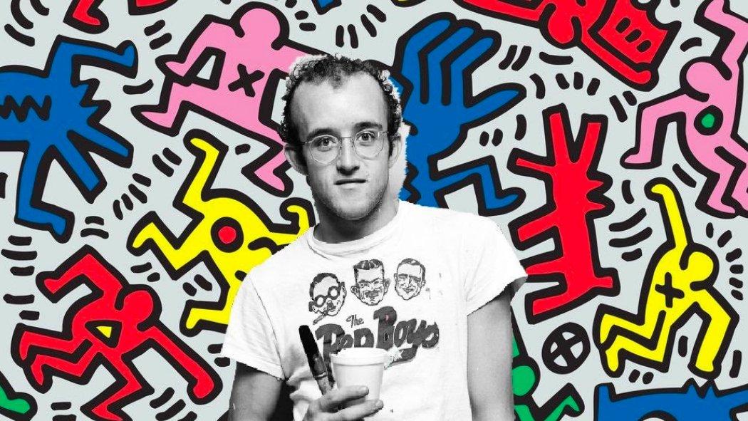 Happy Birthday, Keith Haring