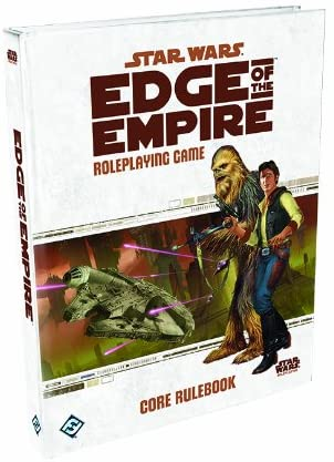 Star Wars: Edge of the Empire - Core Rulebook  24% off for Star Wars Day