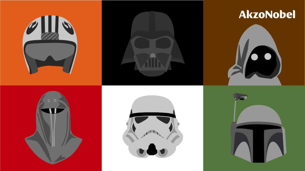 Which iconic color rules your galaxy? 🌌 #MayThe4thBeWithYou #StarWarsDay #Color https://t.co/z3fZaPf2eO