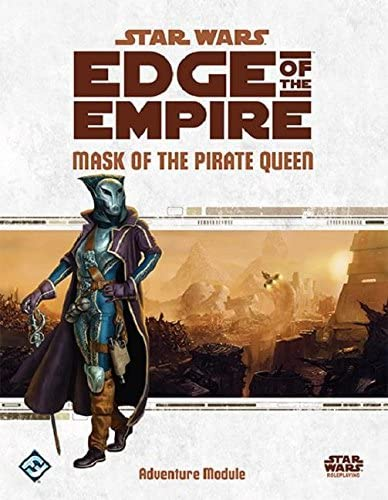 Star Wars: Edge of the Empire - Mask of the Pirate Queen  23% off