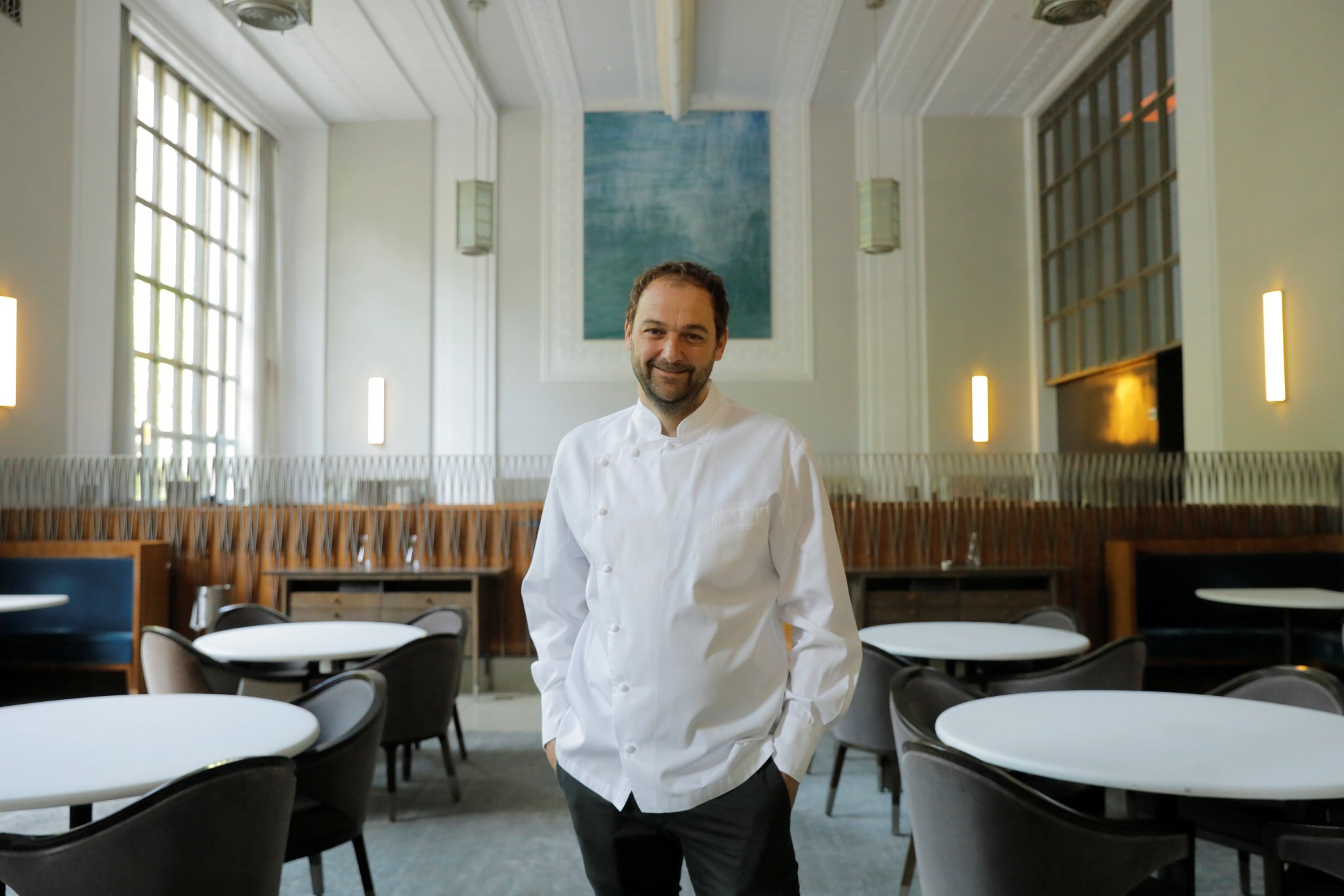 Eleven Madison Park, one of the worlds best restaurants, is going vegan Photo