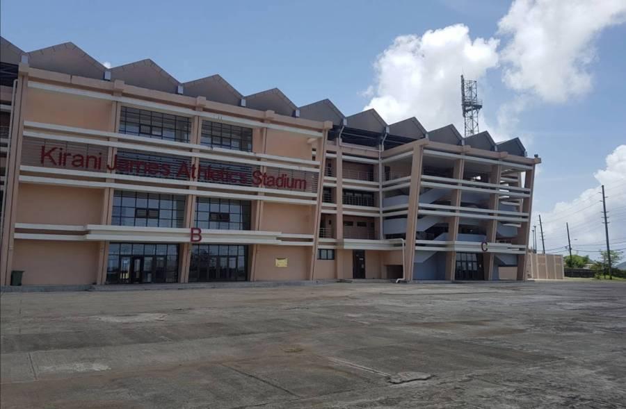 Mass Vaccinations Kirani James Athletic Stadium